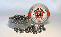 Пули Люман 0,65г кругловая 300 шт/пчк , калибр 4.5 мм, Украина