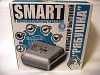 Инкубатор для яиц Рябушка 2 Smart 70 с механическим переворотом яиц + цифровой терморегулятор