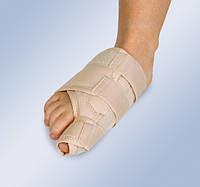 Жесткий ортез при вальгусной деформации первого пальца стопы Orliman (Испания)