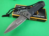 Нож складной Browning с темляком