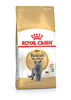 Royal Canin British Shorthair Adult - корм для кошек британской короткошерстной породы старше 12 месяцев 0,4кг