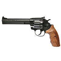 """Револьвер флобера Super SNIPE- 6"""" орех укр."""