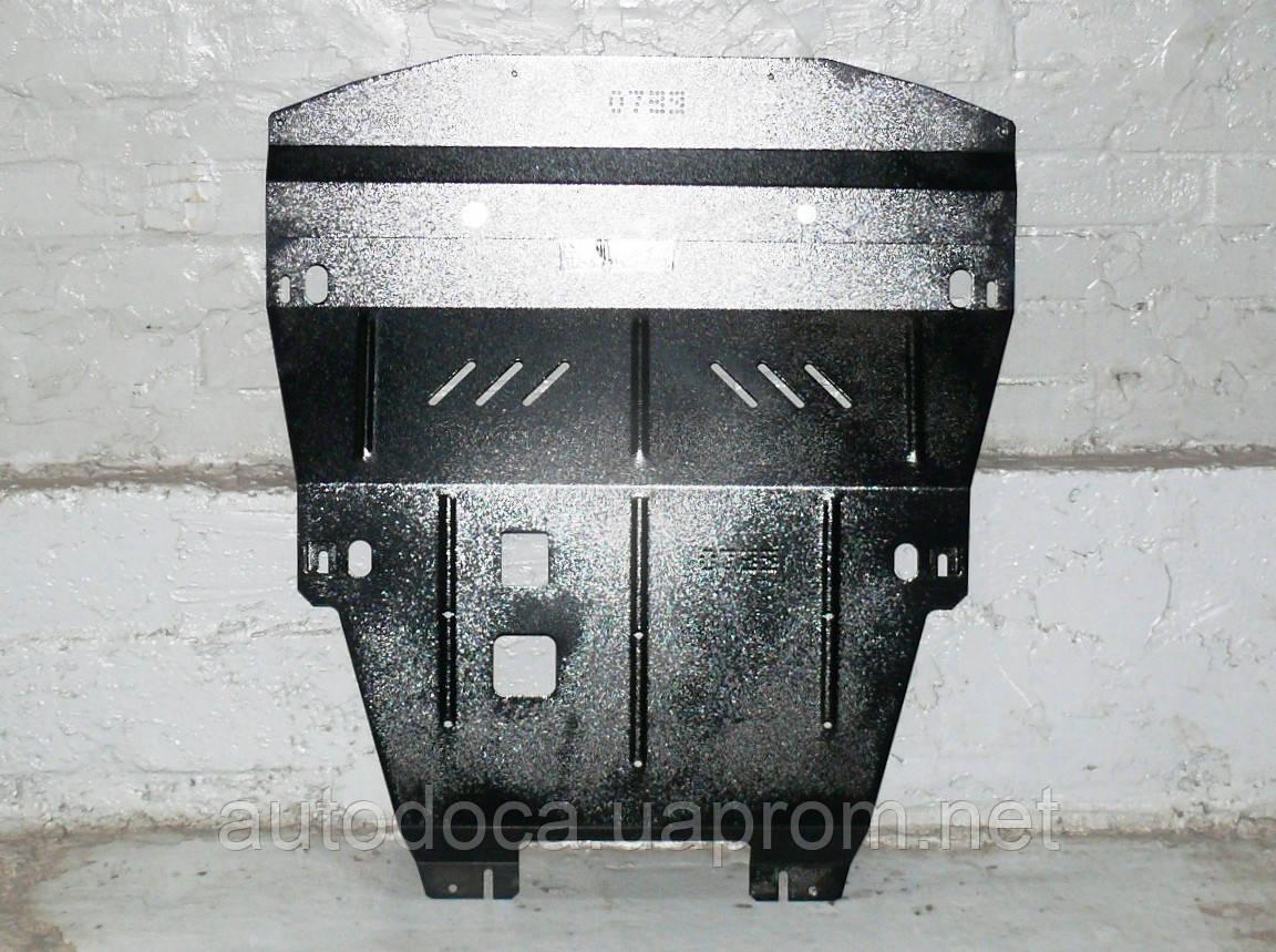 Защита картера двигателя и кпп Renault Vel Satis 2001-