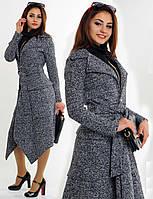"""Стильное молодежное пальто  """" Букле """" Dress Code"""