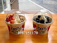 Стаканчик для джелато и замороженного йогурта