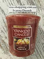 """Аромосвеча """"Яблоко и тыква"""" Yankee Candle"""