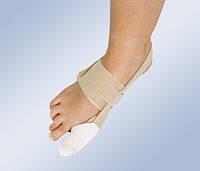 Мягкий бандаж при вальгусной деформации первого пальца стопы дневной Orliman (Испания)