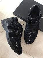 Брендовые кроссовки Chanel новая модель