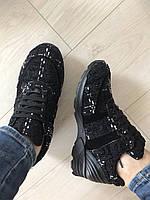 Брендовые женские кроссовки Chanel 36,37 размер