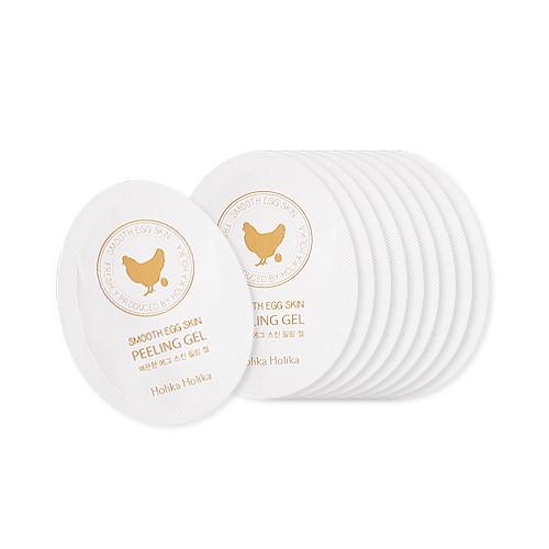 Пилинг гель для лица Holika Holika Sleek Egg Skin Peeling Gel