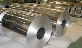 Фольга алюминиевая 100 микрон от ГОСТ МЕТАЛ