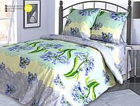 Двуспальный комплект постельного белья ТМ Блакит (Беларусь), Блаженство, поплин,  50 или 70*70 наволочка