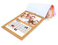 Настенные перекидные календари «подарочные» А4