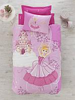 Подростковое постельное белье Cotton Box Cotton Candy Pembe