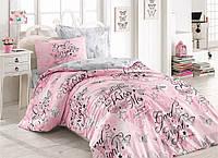 Подростковое постельное белье Cotton Box Feeling Pembe
