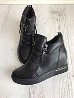 Ботинки демисезонные (36-40) искусственная кожа купить в Розницу в Одессе Украина 7км