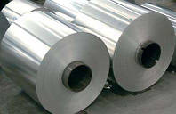 Фольга алюминиевая 80 микрон ширина 1000 мм от ГОСТ МЕТАЛ, фото 1
