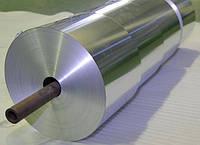 Фольга алюминиевая 30 микрон самклеющая от ГОСТ МЕТАЛ