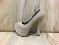 Туфли (36-40) искусственный замш высокого качества  купить в Розницу в Одессе Украина 7км