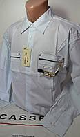 Приталенная рубашка BIGNESS (размеры 38,39,40,41), фото 1