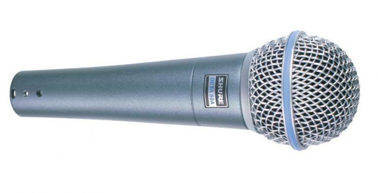 Микрофон DM Beta 58A (проводной) (30)
