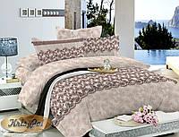 Постельное бельё двухспальное 180*220 сатин (6828) TM KRISPOL Украина