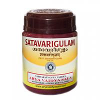 Шатавари гулам / Shatavarigulam, Kottakkal - расаяна для Пита-доши, для женской репродуктивной системы / 200 g