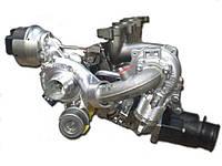 Турбокомпрессор (турбина) на Volkswagen Amarok, 2.0л., 10009880115 (ОЕМ 03L145715C/ 03L145715H/ 03L145715M)