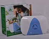 Озонатор бытовой анионный JQ-589 - Green World. Очистит воду, мясо, рыбу,овощи,воздух!