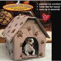 Мягкий домик для собак и кошек Portable dog house, фото 1