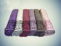 "Полотенце махровое для бани. Банное полотенце ""Ирис"". Турецкое банное полотенце"