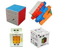 "Набор цветных кубиков Рубика ""4+5"" от QiYi (кубик-рубика MoFangGe), фото 1"