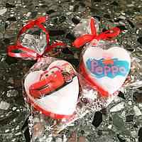 Детское мыло с героями мультиков на День Валентина или 8 Марта