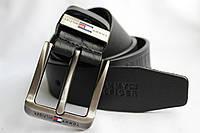 Кожаный ремень в джинсы Tommy Hilfiger