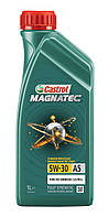 Castrol MAGNATEC 5W-30 A5 1литр масло моторное
