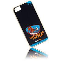 Чехол Ou.case Traveling around protective для iPhone 5/5S, island