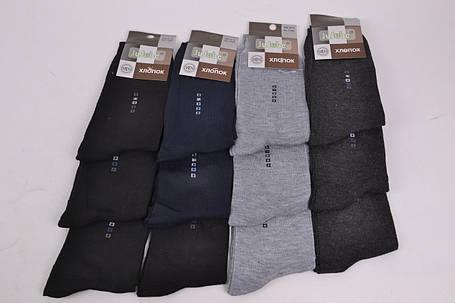 Носки мужские хлопковые (F506-12) | 12 пар, фото 2