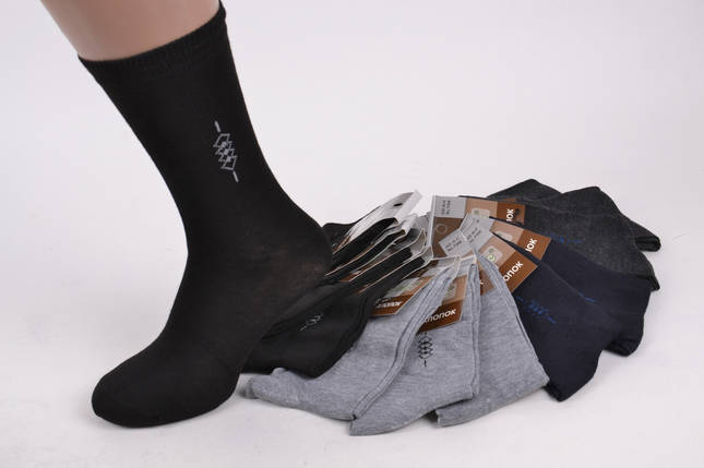 "Мужские носки ""JuJube"" хлопок (F506-5) | 12 пар, фото 2"