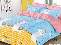 124 постельное белье подростковое Вилюта сатин твилл