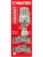 Комплект термостатический VALTEC (VT.046.N) д.15 прямой