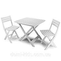 Комплект садовой мебели Camping Set стол + 2 стула