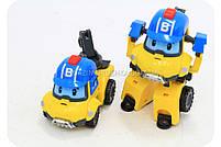 Машинка-трансформер «Робокар Поли» (2 вида), фото 10