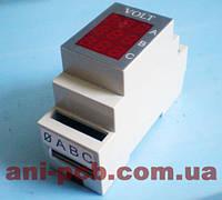 Вольтметр 3-х фазный VOLT