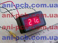 Вольтметр-термометр  ВТ-036-4-3D-а