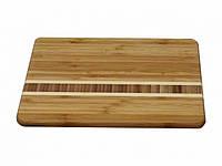 Доска разделочная из бамбука 30*20*1,8см Borner