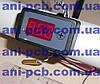 Вольтметр-термометр  ВТ-036-4-3D-аt