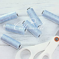 Нитки швейные 40s/2 (200 м) цвет светло-голубой
