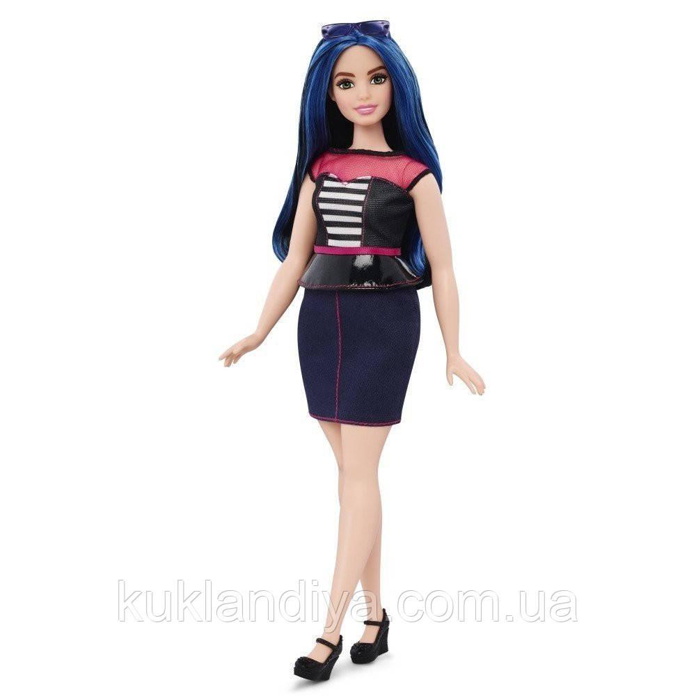 Кукла Барби Модница 27 Sweetheart Stripes - Пышная