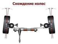 Регулировка развал-схождения (2-е оси) внедорожник в Одессе