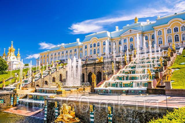 Автобусный тур в Санкт-Петербург из Киева, 17г.